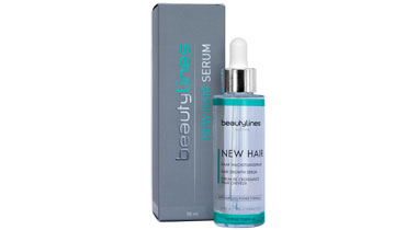 Beautylines NEW HAIR Serum bei Bewell, Fachhandel für Beauty & Wellness, Birgit Weißenberger, Bad Soden